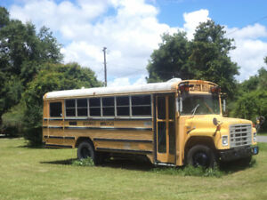 LOOKING FOR Running School Bus for sale!