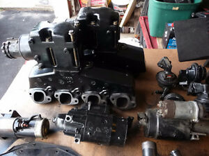 MERCRUISER PARTS,MANIFOLDS TO CAMS