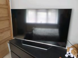 Hisense H50U7QFTUK 50 Inch 4k Ultra HD, HDR, Freeview Play Smart TV