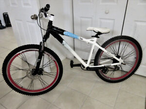 "IronHorse LEGIT Park Jump Dirt Bike Adult 26"" Disk front brake"