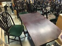 Pub / cafe tables and chairs
