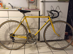 54cm Gitane 10 speed Steel Road Bike