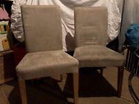 IKEA Henriksdal chairs (2)