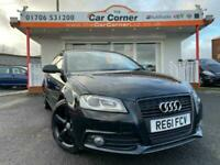 2011 Audi A3 SPORTBACK TDI S LINE SPECIAL EDITION used cars Rochdale, Greater Ma