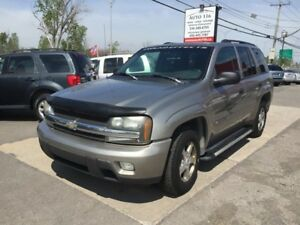 Chevrolet Trailblazer 4dr 4WD 2003