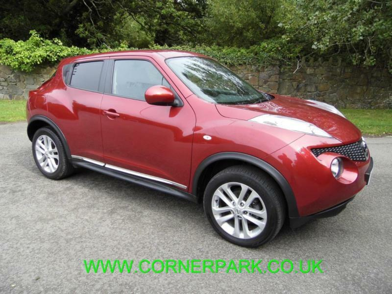 2011 nissan juke dci hatchback diesel in neath port. Black Bedroom Furniture Sets. Home Design Ideas