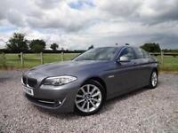 2010/10 BMW 525 3.0TD d SE