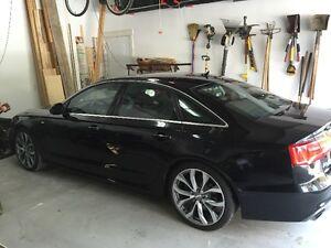 2012 Audi A6 S-Line Premium Plus Sedan