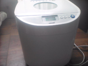 Breadmaker-Just Like New- Hardly used -LOOK