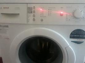 Modern Bosch washing machine