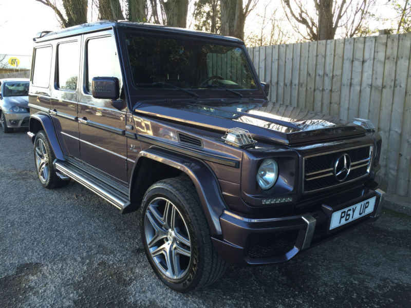 1995 mercedes benz g wagon 350 t d 4x4 g63 amg look lhd auto p x in hinckley leicestershire. Black Bedroom Furniture Sets. Home Design Ideas