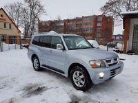 LHD LEFT HAND DRIVE, Mitsubishi Pajero, Diesel, 7 Seater