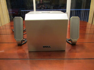 Dell Speakers with Amplifier