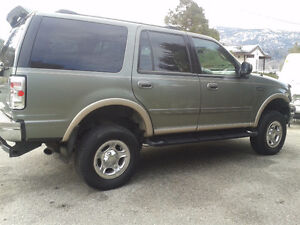 1999 Ford Expedition EDDIE BAUER SUV, Crossover