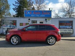 2010 Ford Edge ONE OWNER ALL WHEEL DRIVE Xmas sale on now !