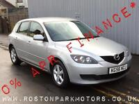 2006 MAZDA 3 1.6 TS 2YRS FREE CREDIT OFFER