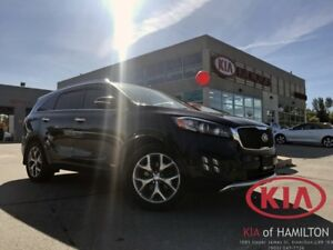 2016 Kia Sorento SX Turbo| 1 Owner | Serviced&Purchased Here