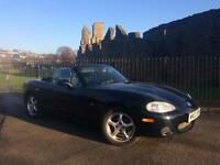 2003 (03) Mazda MX-5 1.8i ** Option Pack ** 12 Month Mot ** Full History **