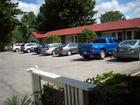 BEAUTIFUL 20 ROOMS - MOTEL / LAND - RESORT FOR SALE