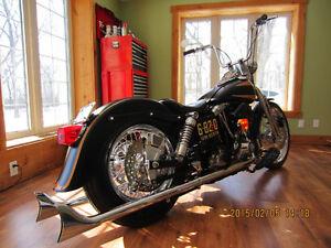 Harley Davidson FXE Shovelhead