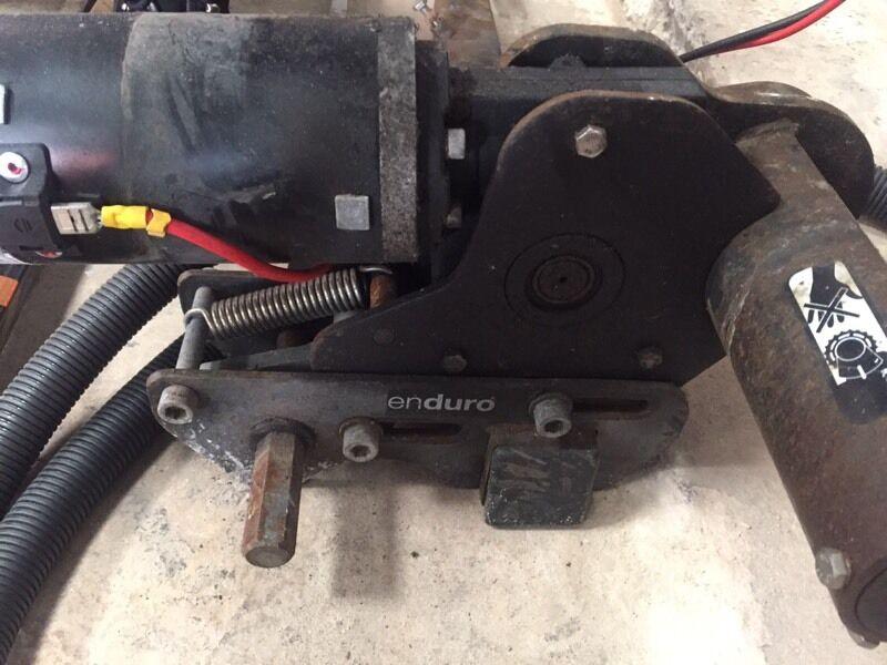 Spares Or Repairs Enduro Caravan Motor Mover Motormover