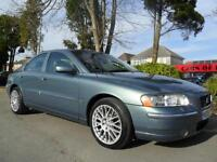 VOLVO S60 2.4 DIESEL 2005SE ONLY 66,000 MILES COMPLETE WITH M.O.T HPI CLEAR INC