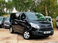 2016 (16) Ford Transit Custom 2.2 TDCi 270 Limited L1 H1 SWB Panel Van