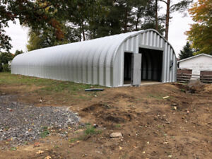 Insulated Garage / Large workshop available for lease