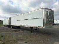 53 pi trailmobile remorque dry box van