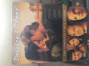 Assorted tv series on DVD