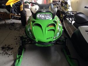 2001 Arctic cat ZR800