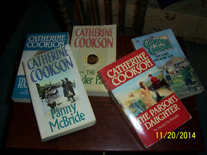 Catherine Cookson Paperbacks Windsor Region Ontario image 1