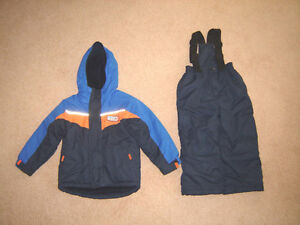 Deep Winter Parka Set - sz S (4-5) / Winter Boots sz 9, 10