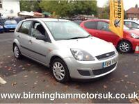 2006 Ford Fiesta 1.4 Style Climate 5dr