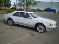 1989 LINCOLN MARK 7 COUPE