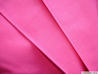 1 Lfm Baumwollstoff 2,00€/m²  pink SC22