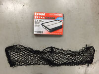 Venza Cargo Net & Air Filter