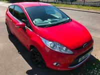 FORD FIESTA 1.25 82BHP £26 WEEK PARK SENSORS CDMP3 GREAT 1ST CAR 3 DR HATCH 2009