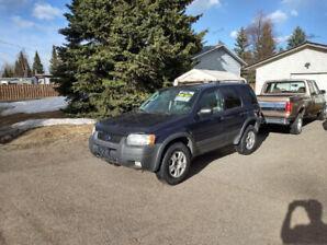 2004 Ford Escape XLT V6 SUV AWD