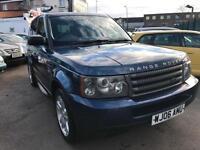 Land Rover Range Rover Sport 2.7TD V6 auto 2006MY S