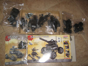 Meccano gears of war building set