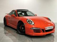 2015 Porsche 911 991 Carrera GTS Coupe Petrol Manual