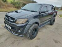 2011 Toyota Hilux Invincible 2010 D/Cab PickUp 3.0 D-4D 4WD 171 PICK UP Diesel M