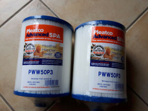 Hot tub water filter (Pleatco PWW50P3)
