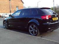 Audi A3 2.0TDI ( 170ps ) Sportback 2012MY Black Edition