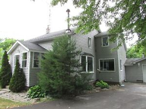 Conveniently Located Country Home, Four Bedrooms!