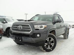 2017 Toyota Tacoma TRD OFF ROAD 3.5L V6 NAVIGATION HEATED SEATS