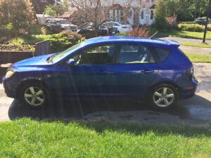 2008 Mazda Mazda3 5 portes Hatchback