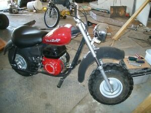 Baja Fat Boy Mini Bike Motorcycle