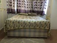 A double room located in Wembley in a family home.
